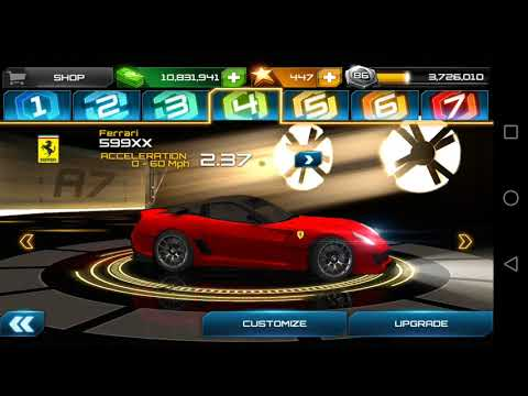 Special Video: My Asphalt 7: Heat Garage