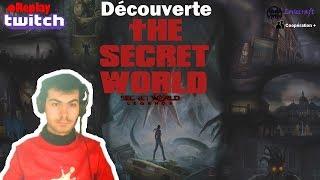 [FR] [PC] Live-Découverte de The Secret World #1