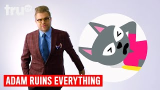 Adam Ruins Everything - Why You Should Never Pee on a Jellyfish Sting (Everyday Ruins) | truTV