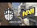 electroNic ace   BIG vs. Na`Vi (FACEIT Major London 2018)