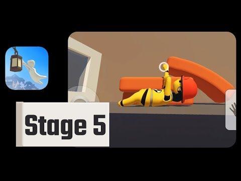 Human: Fall Flat Game Stage 5 Walkthrough