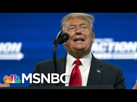 'Not Their Problem': Katy Tur Says Trump Campaign Doesn't Think Tax Issue Will Affect 2020 | MSNBC