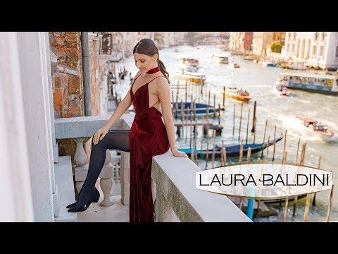 Larisa Costea for Laura Baldini in Venice