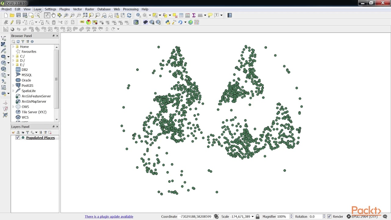 Working with QGIS : Styling Vectors   packtpub com