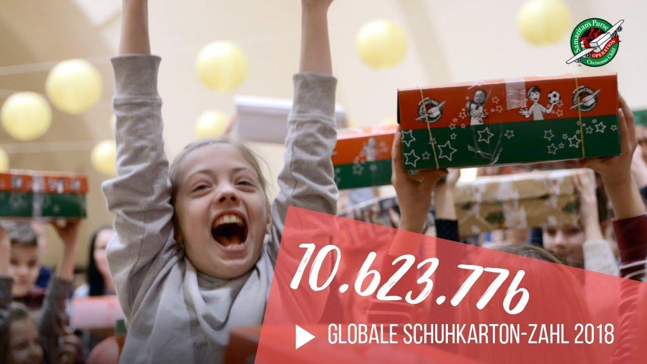 Weihnachten Im Schuhkarton Org.Jahresergebnis 2018 Weihnachten Im Schuhkarton Global