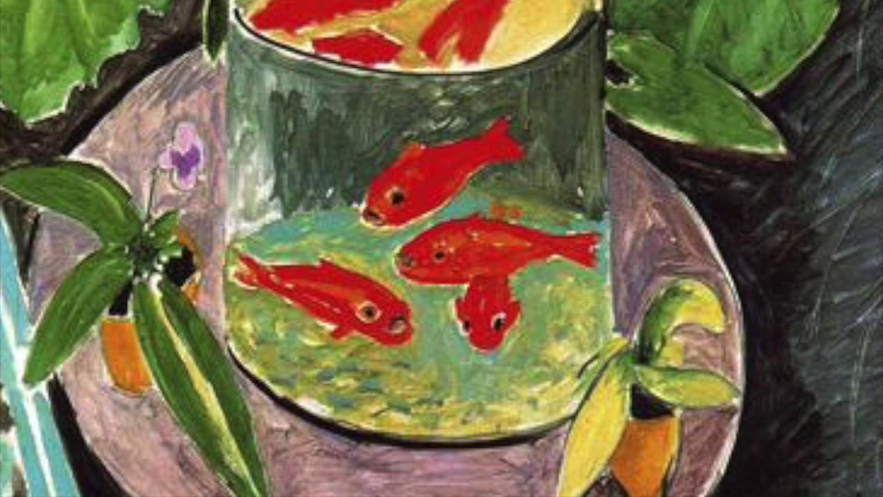 Henri Matisse (1905) - The Ark of Grace