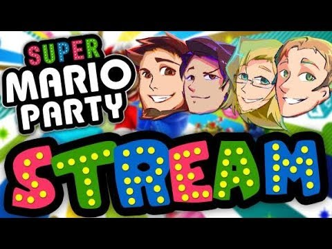SUPER MARIO PARTY SUPER STREAM - Friends Without Benefits