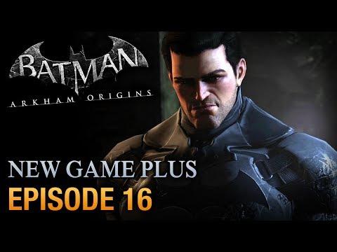 Batman: Arkham Origins - Walkthrough - Episode 16: Promises [PC 1080p]
