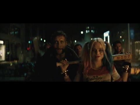 Suicide Squad| Harley Quinn & Joker| Eminem Ft. Rihanna- Love The Way You Lie|