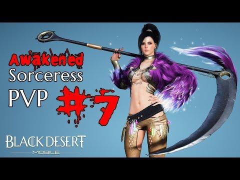 Awakening Sorceress in Black Desert Mobile | Black Desert Mobile