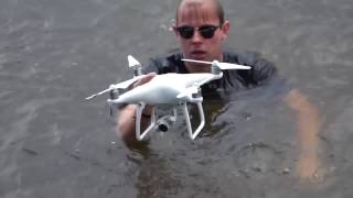 DJI Phantom 4 Crash Compilation
