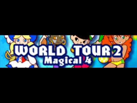 WORLD TOUR 2 「Magical 4」