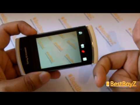 (HD) Review / Vorstellung: Sony Ericsson Vivaz pro | BestBoyZ