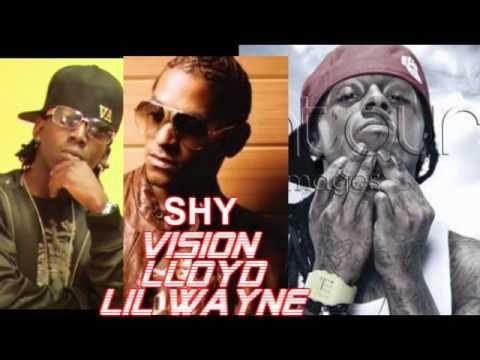 Lil Wayne Shy Vision Lloyd- Things you Do