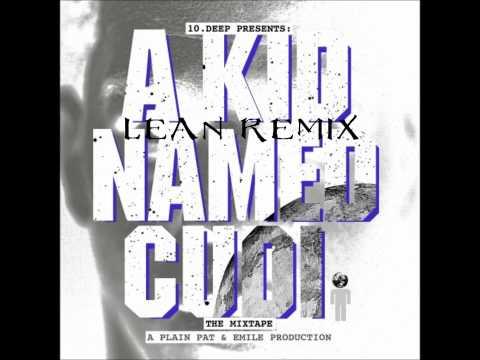 Kid Cudi - T.G.I.F (LEAN REMIX)