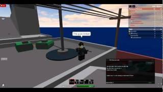 ROBLOX - TAC vs ESS at Fort Solarius - Part 1