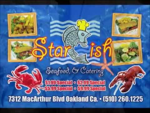 Starfish Seafood MacArthur Bl. Oakland Ca