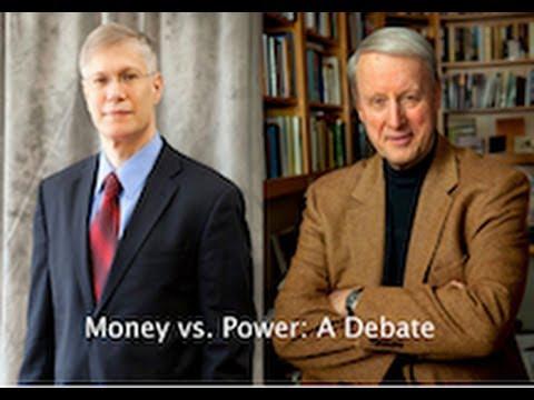Ford Hall Forum - Money & Power
