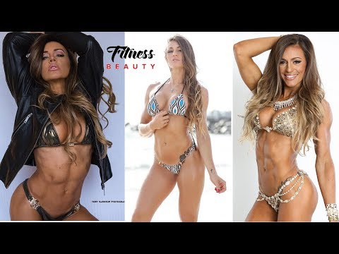 CAROLINE DE CAMPOS - WBFF Pro & Fitness Model: Booty Circuit, Exercises and Workout | Fitness Beauty