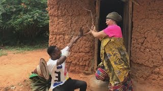 SHOWBOY At It AGAIN with KALSOUME!! (Kalsoume Sinare Funny Movie Clip)