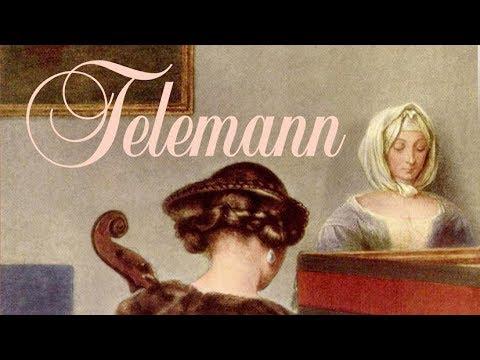Telemann: 6 Violin Sonatas