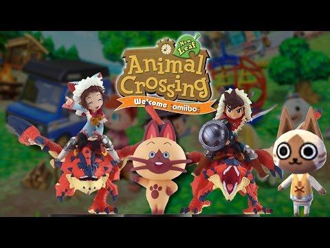 7 11 Dlc In Animal Crossing New Leaf Welcome Amiibo Doovi