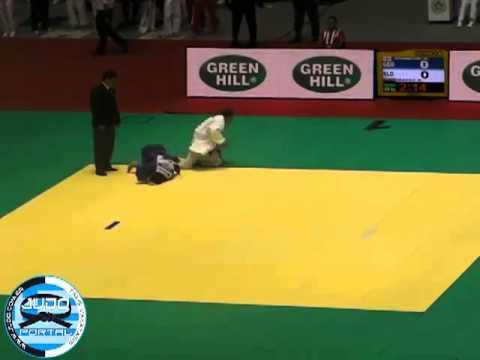 World Judo Championship Tokyo 2010 -66kg KHOMIZURI Mikheil (GEO) - DRAKSIC Rok (SLO)