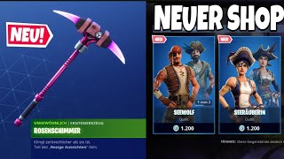 Fortnite: Save the world pickaxe & glider get | New Shop 10.4.19 Pirate Skins
