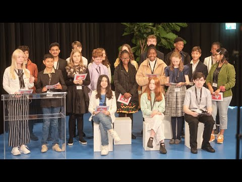 Children's General Assembly Presents Manifesto to the United...