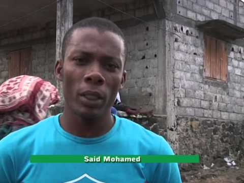 Solar Comoros TV Report (Comorian)