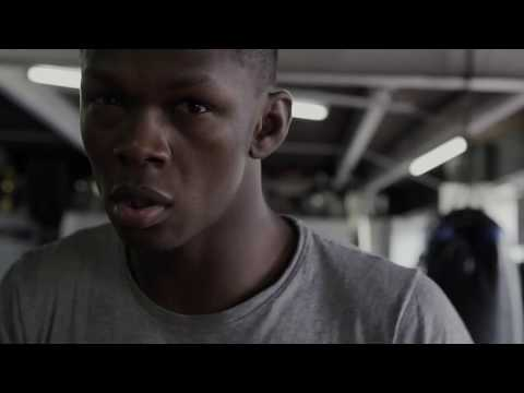 UFC Training Day | Israel Adesanya