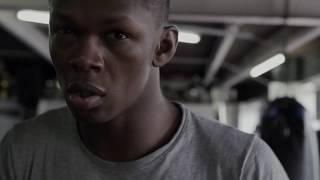 UFC Training Day | Israel Adesanya