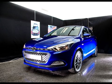 first impression all new hyundai i20 youtube. Black Bedroom Furniture Sets. Home Design Ideas