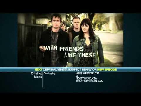 Castle Vardulon: Criminal Minds 619: With Friends like these