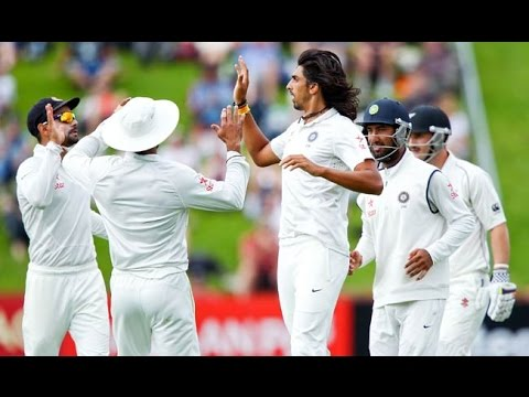 Ishant Sharma Non-Stop wickets | India vs England 2014|Day 3