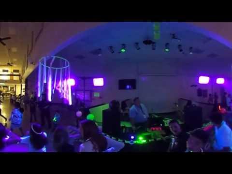 Lecanto Middle School 2016-17 GLOW Dance Wobble