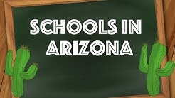 HOW BAD ARE ARIZONA SCHOOLS?!?