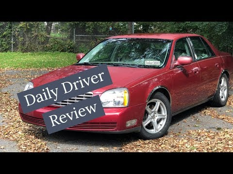 2005 Cadillac DeVille - Personal Car Review