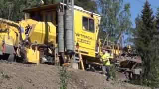 The train track repair: VR Track