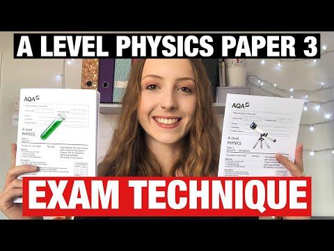 Tips for Physics Paper 3 - Anna @mathsstudygram