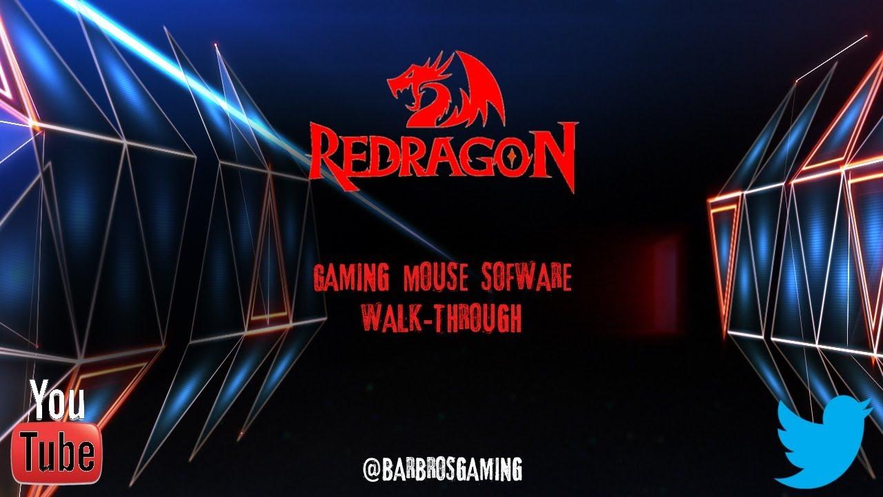 Redragon Gaming Mouse Software walk-through