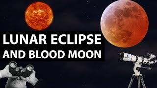 Longest lunar eclipse of the century - Blood moon of July 2018 - Current Affairs 2018