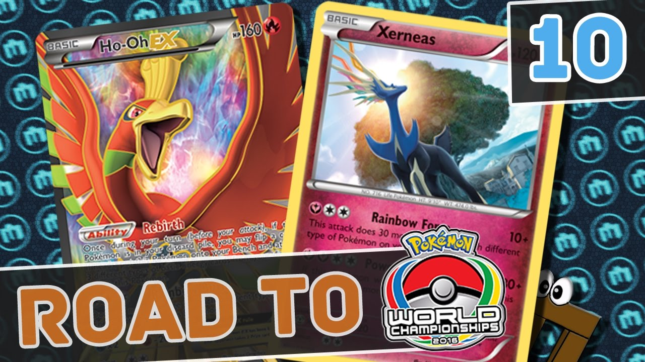 Road To Tcg Worlds 2017 010 Rainbow Road Xerneas With Ho Oh Ex