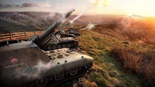 Танкосмотр2019 #10. Германия. САУ (ветка G.W.E 100) | World of Tanks