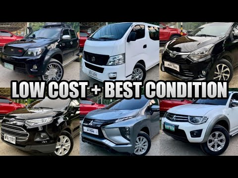 Second Hand / Used Cars For Sale - Philippines 2020
