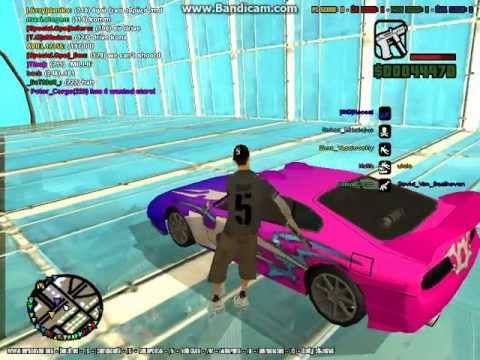 GTA San Andreas multiplayer 3.0 2013