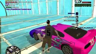 GTA San Andreas SA-MP (gameplay) 2018 + Server IP