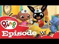 Talkie Taxi + Bonus Clips | Bing Full Episodes | Cartoons For Kids | Bing Bunny
