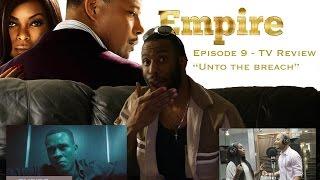 """Empire Episode 9 - """"Unto the Breach"""" TV Review"""