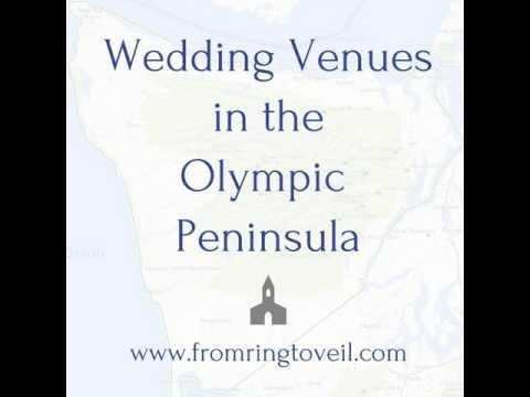 #134 - Olympic Peninsula Wedding Venues